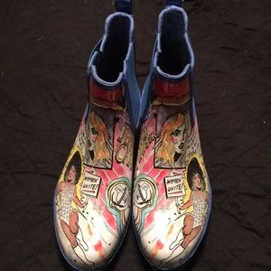 Jeffrey Campbell rain boots